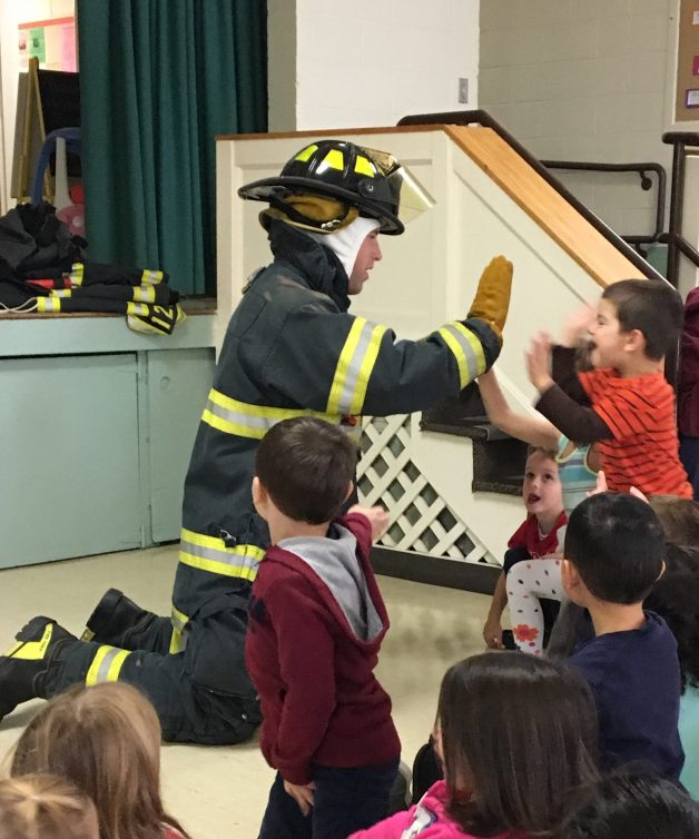 Chelmsford Fire Department Visit 2016